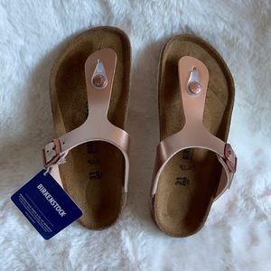NWT no box Birkenstock sandals for girls
